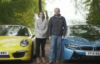 BMW-i8-vs-Porsche-911-Targa-TELEGRAPH-CARS