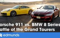 BMW M760Li vs Porsche Panamera Turbo | Drag race, drifted, driven on road | Autocar